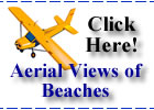 Aerial Views of Indian Rocks Beach Florida