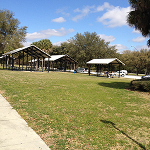rest area picnic area